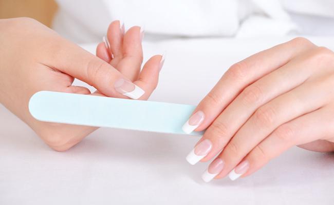 as unhas decoradas Livrar-se de Unhas descascando e descoloração