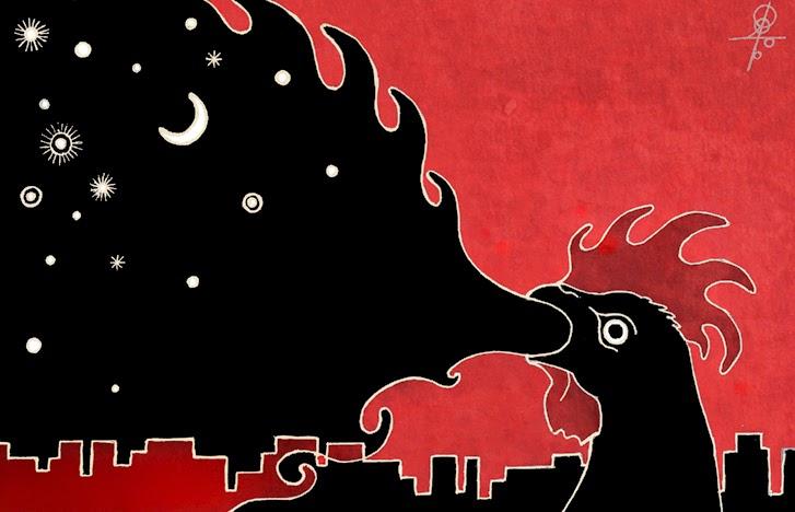 закат и славянская мифология