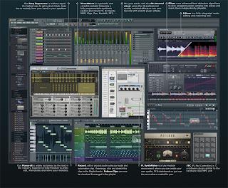 تحميل برنامج FL Studio  برنامج لاخراج وانتاج الموسيقى