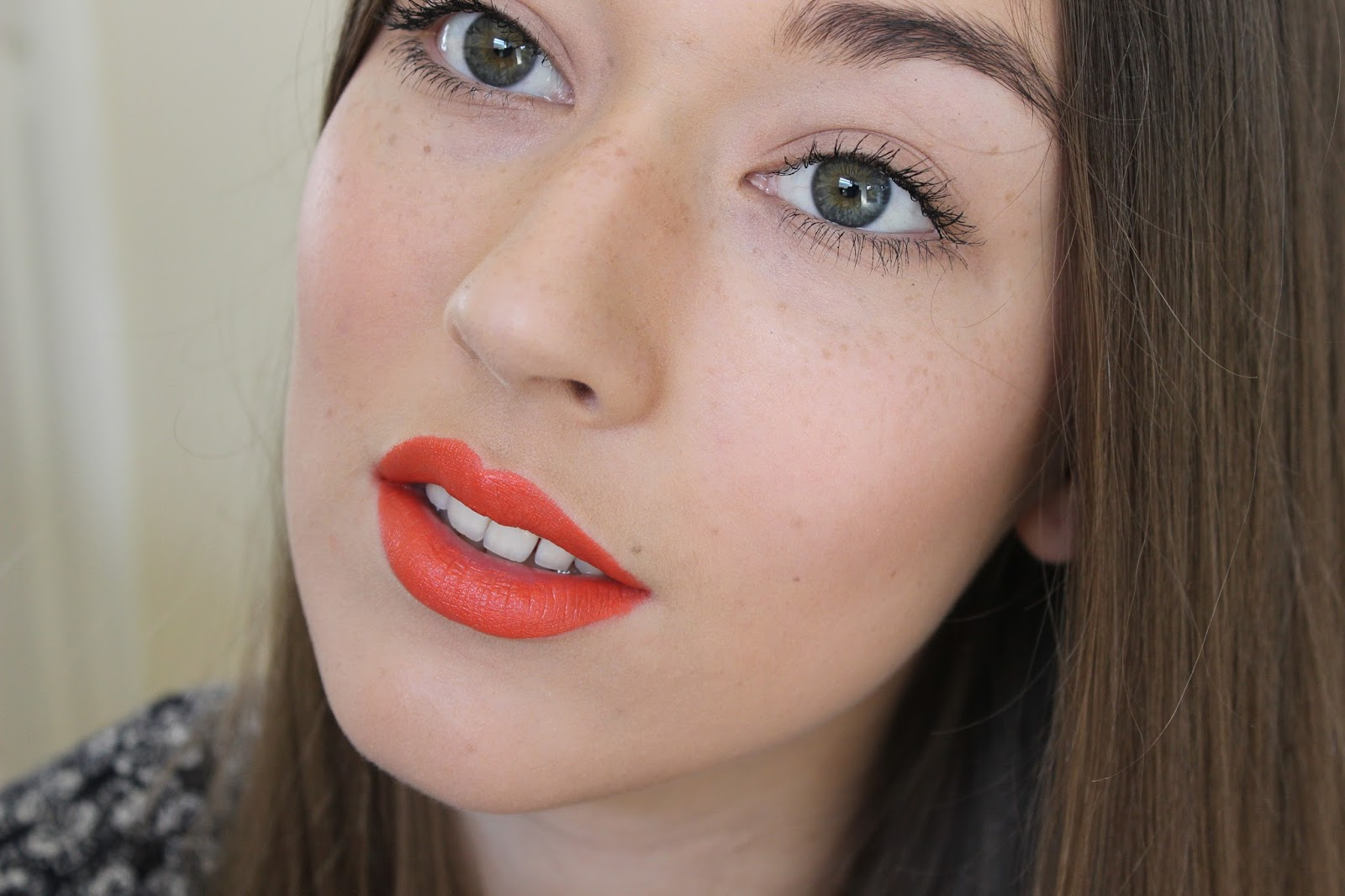 Mac Morange lipstick review