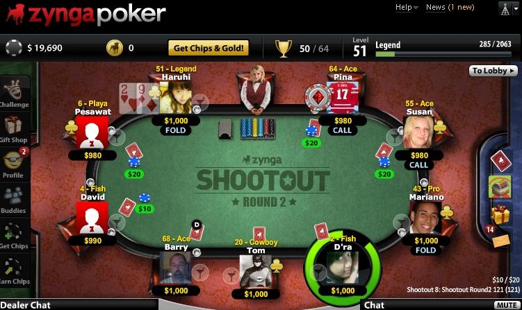 Game poker online di hp java