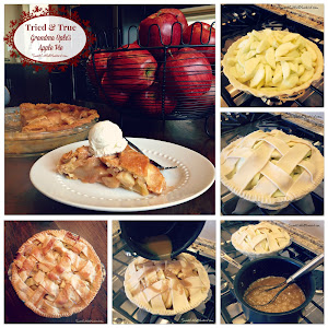 Grandma Ople's Famous Apple Pie
