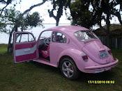 Clique aqui e conheça a Fusquinha mais charmosa do Brasil