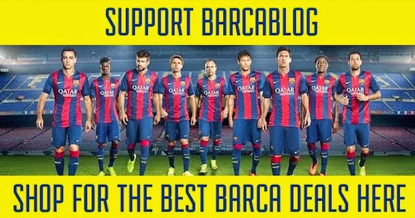 Barcelona Shop, Barca Store | Support Barcablog while stocks last!