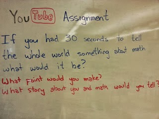 You Tube Assignment