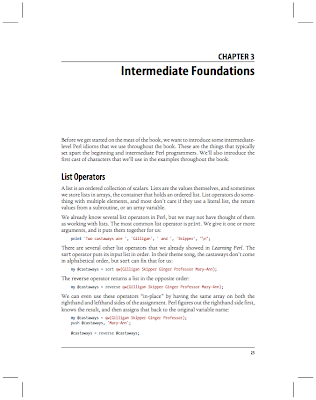 Intermediate Foundations