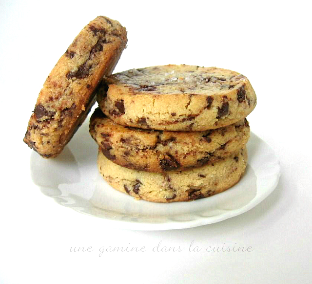 ... dans la cuisine: Thousand Layer Brown Butter Chocolate Chip Cookies