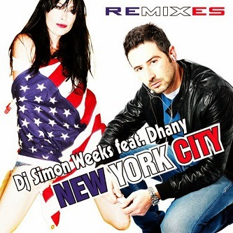 dj simon weeks feat dhany new york city 2014 baixarcdsdemusicas Dj Simon Weeks Feat. Dhany   New York City