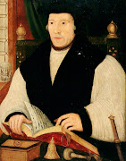 Archbishop Matthew Parker, architect of the 39 Articles and founder of the .