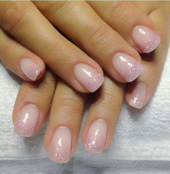 Pink Acrylic Nail Designs: Natural Nail Designs