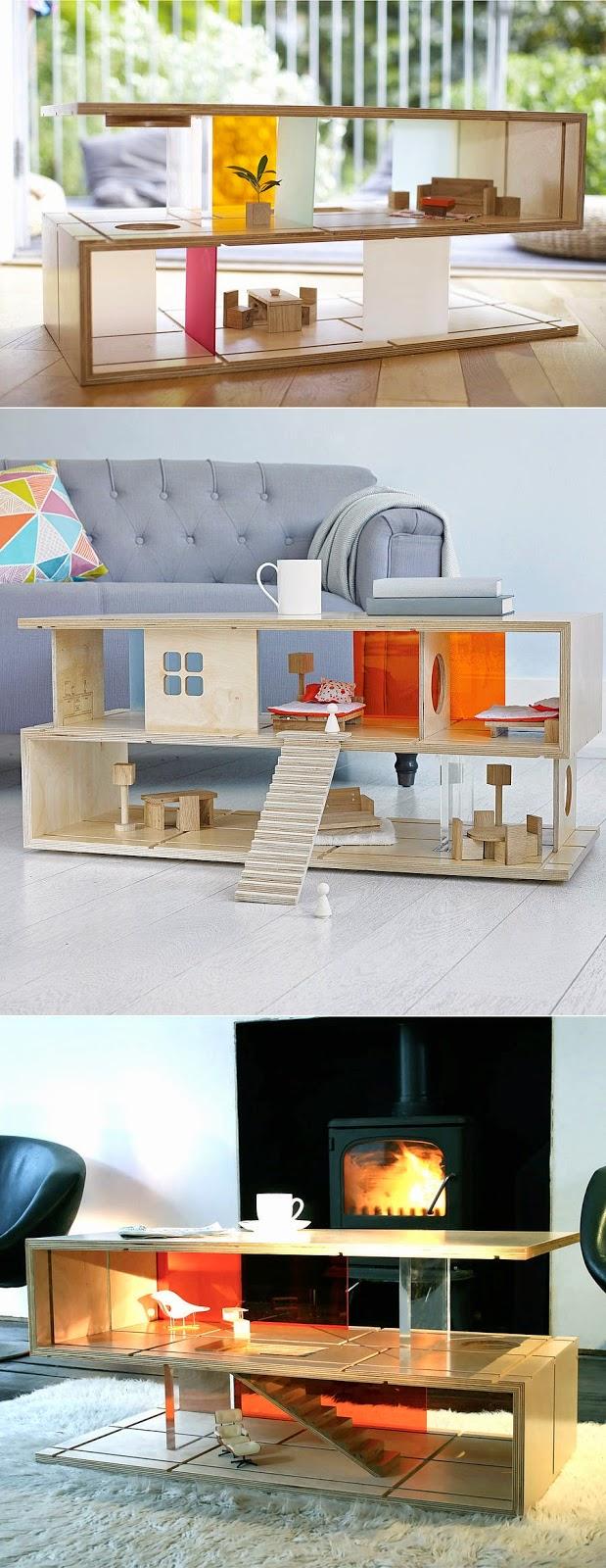 20 bàn Cafe được thiết kế đẹp độc đáo nhất