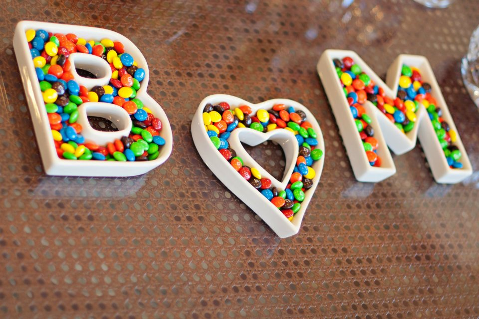 chasing chi a city girl39s quest for balance engagement With letter candy trays