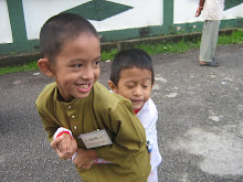 This is My Brother, Faris and Hanif....