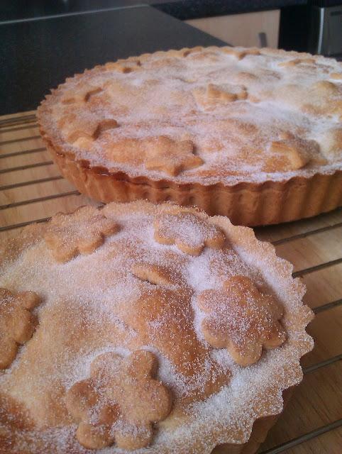 Apple Ginger Comfort Food Pie