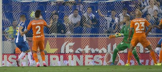 Espanyol 1 x 0 Valencia - Campeonato Espanhol(La Liga) 2015/16
