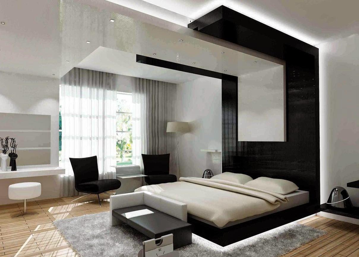 Modern Bedroom Interior Design Ideas #1