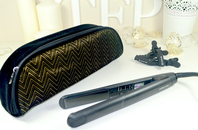 Cloud nine - Christmas - Gift set - The Iron - Review - Hair styling - Hair tools