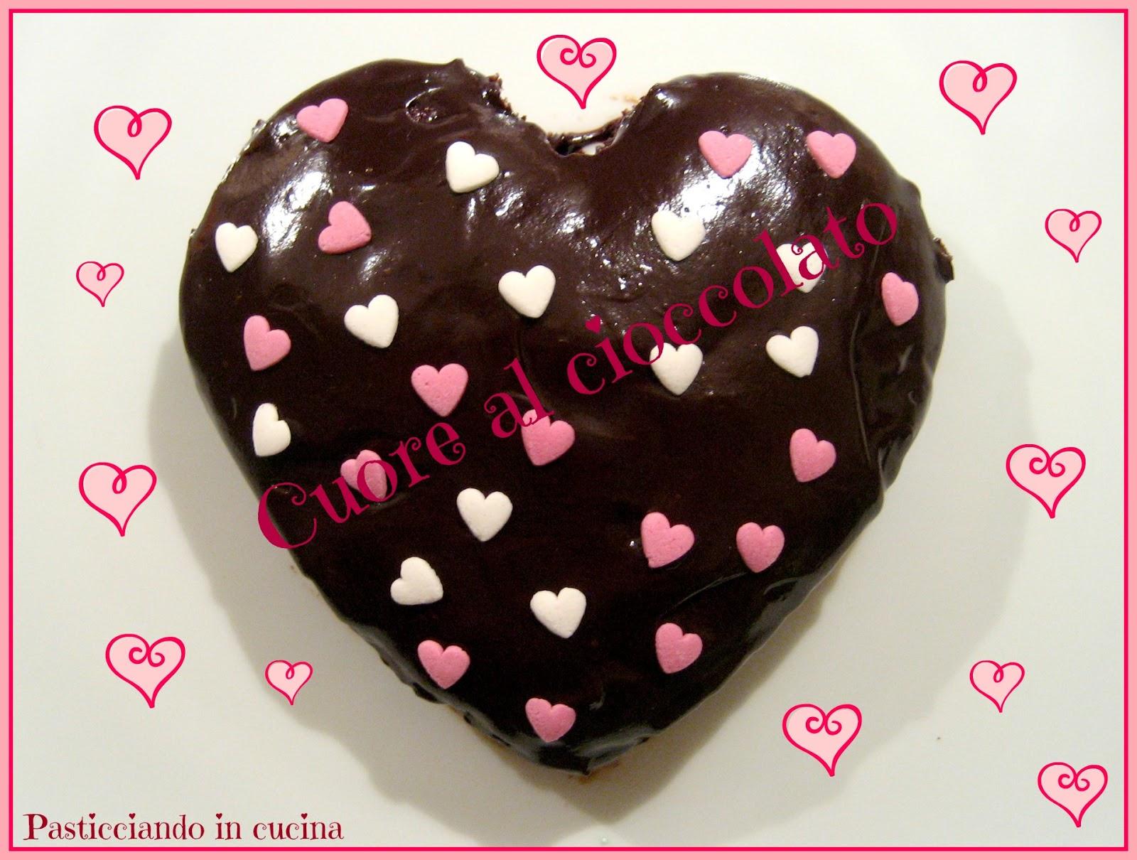 Torta a forma di cuore ricetta semplice ll97 regardsdefemmes for Isola cucina a forma di torta