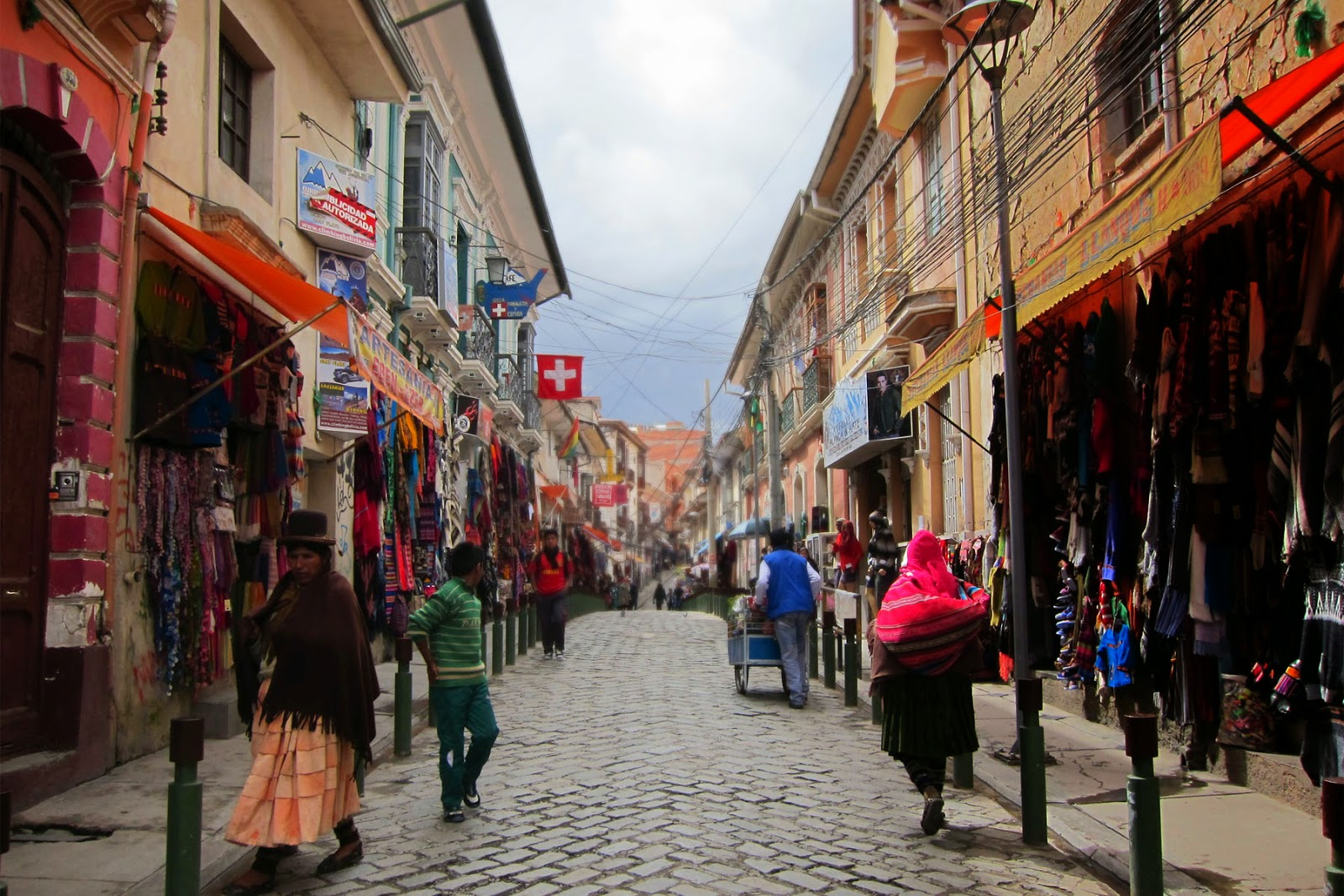 La Paz, Bolivia 2014