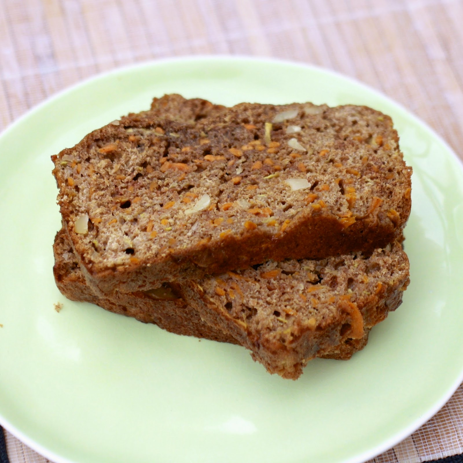 Sweet Potato Zucchini Quick Bread | The Sweets Life