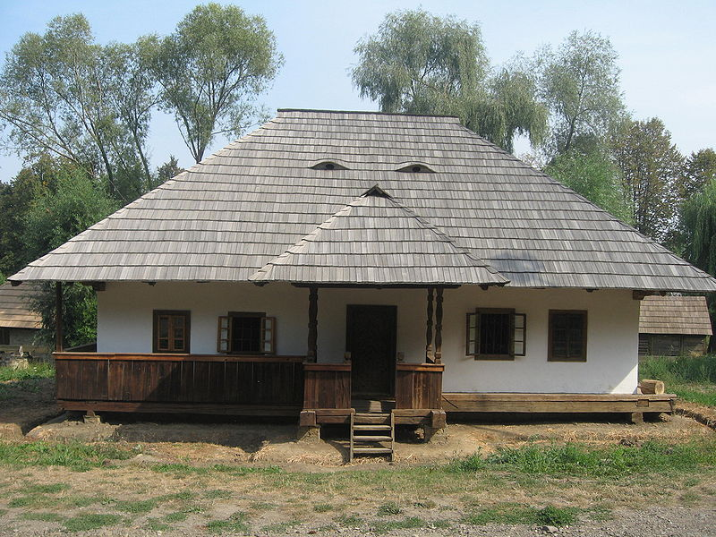 O cas mic la ar inceputul de ce o casa mica la tara for Casa la tara ieftina