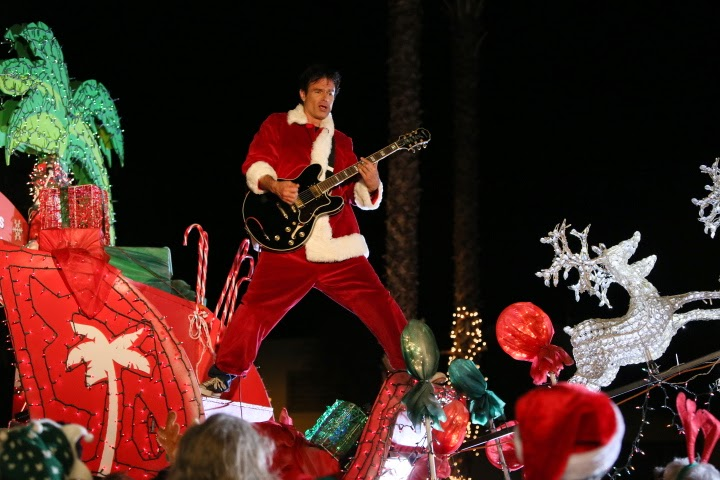 """photo from """"Christmas in Palm Springs"""""""