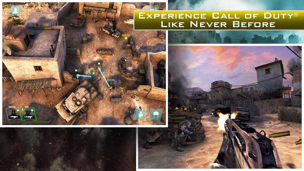 Call of Duty Strike Team v1.0.30.40254 Full Mod Apk+Data For Android