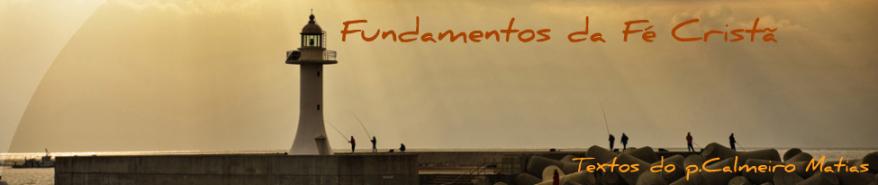 Fundamentos da Fé Cristã