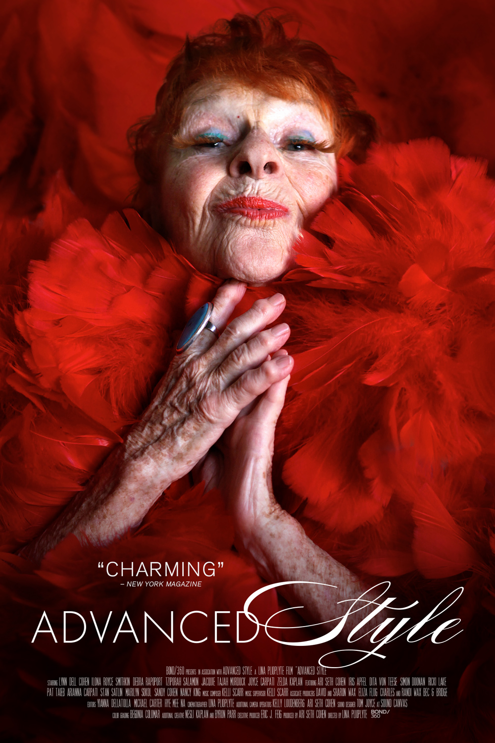 Best fashion documentaries of all times / Advanced Style / via fashionedbylove.co.uk british fashion blog