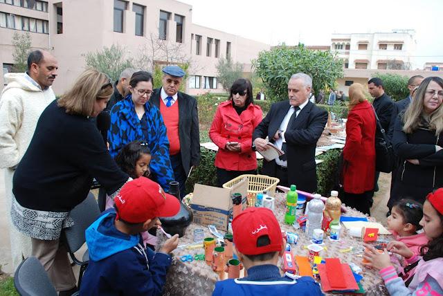 نيابة سيدي بنور تنال حصة الأسد في تتويج المدارس الإيكولوجية بجهة دكالة عبدة