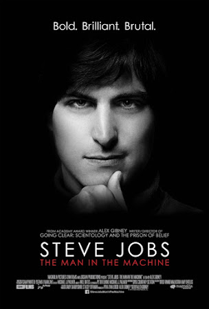 Poster Of Hollywood Film Watch Online Steve Jobs The Man in the Machine 2015 300MB BRRip 480P HD In English Free Download
