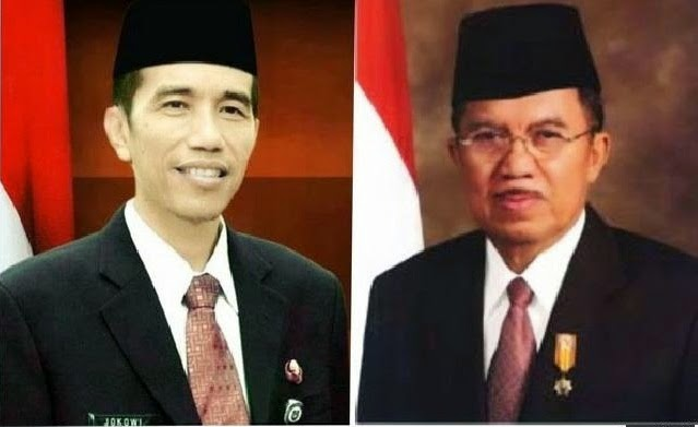 Nama Mentri di Kabinet Jokowi-JK
