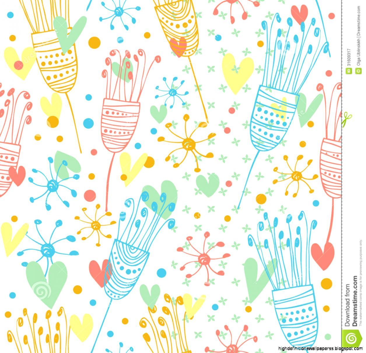 Best   Wallpaper Horse Pattern - seamless-light-fl-pattern-cute-background-with-flowers  Gallery_423487.jpg