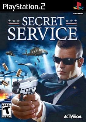 Secret Service PS2