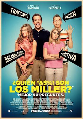 Quienes Son Los Miller – DVDRIP LATINO