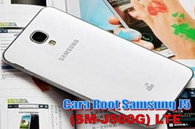 Cara Mudah Root Samsung Galaxy J5 SM-J500G LTE Via Odin Terbaru