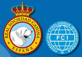 REAL SOCIEDAD CANINA DE ESPAÑA - AFIJO Nº 20234