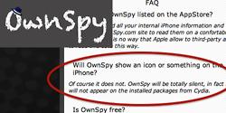 detect ownspy