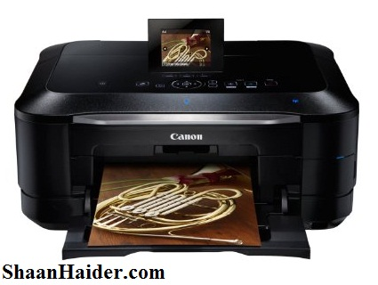 Best 5 Photo Printers of 2012 - Canon Pixma MG8220 (Wireless)