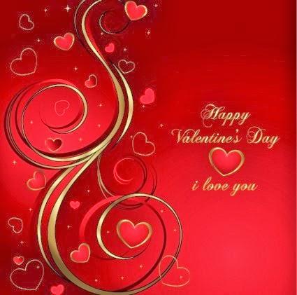 Valentine's Day Creative Vector Design