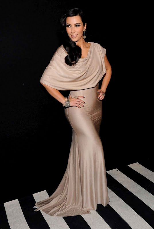 Kim Kardashian at A Night of Style & Glamour