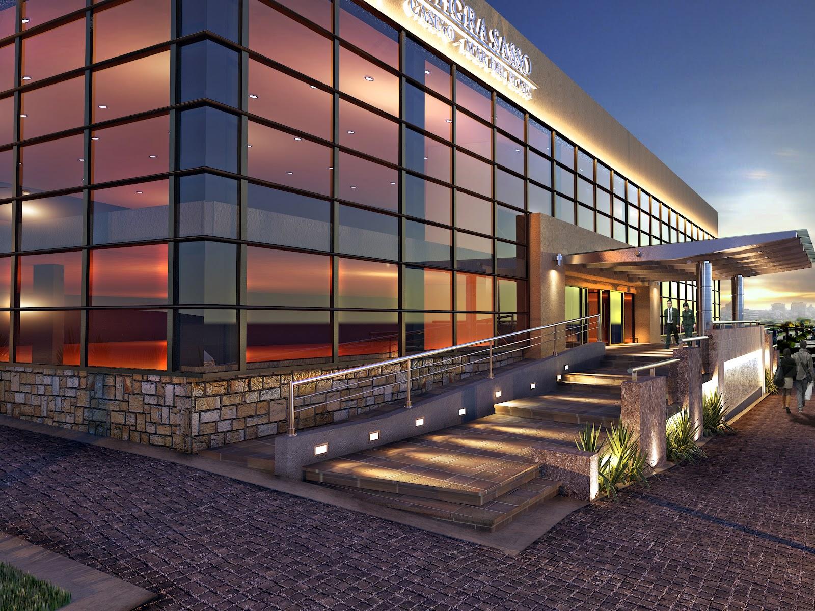 R E N F I S Arquitectura Digital Renders Casino En