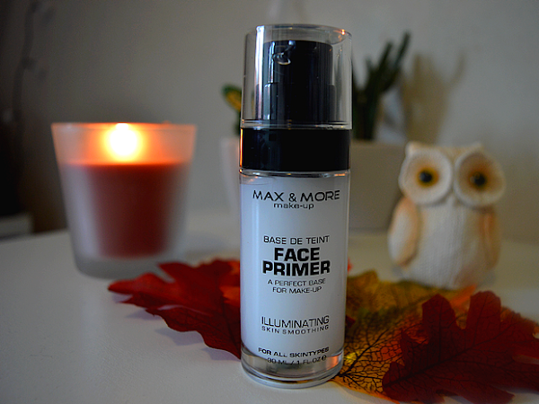 Max & More Illuminating Face Primer - Review