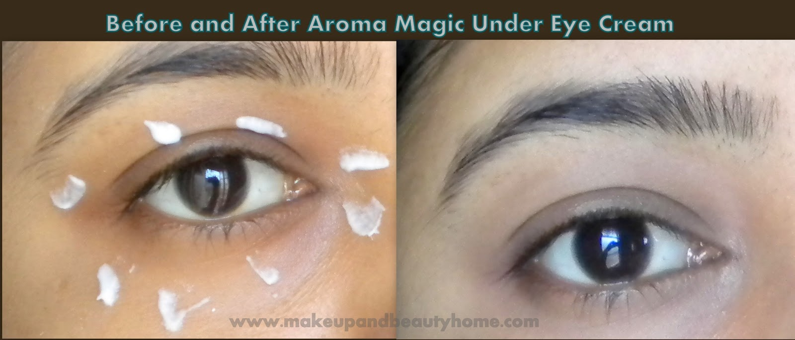 aroma magic almond under eye cream review mabh blog