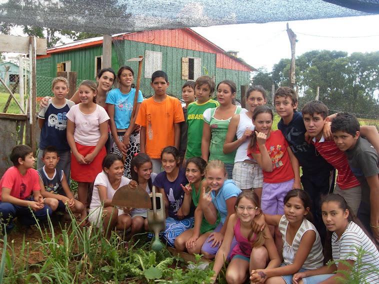 TALLER: Educación Agraria