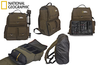 tas kamera national geographic kw hijau