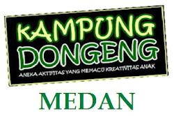 Kampung Dongeng Medan, Sediakan Ruang Ekspresi Anak