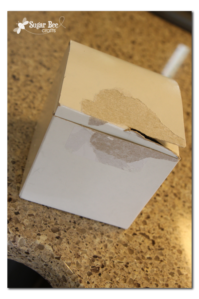 Washi Tape Treat BoxSugar Bee Crafts