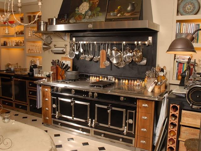 Kitchens i have loved for Piano de cuisine la cornue