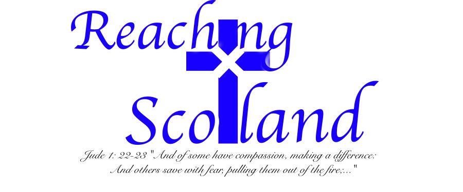 The Hodnett's to Scotland